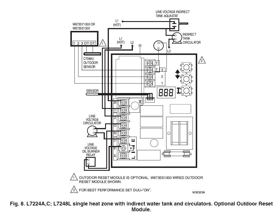 Honeywell Thermostat Rth6500wf Wiring Diagrams