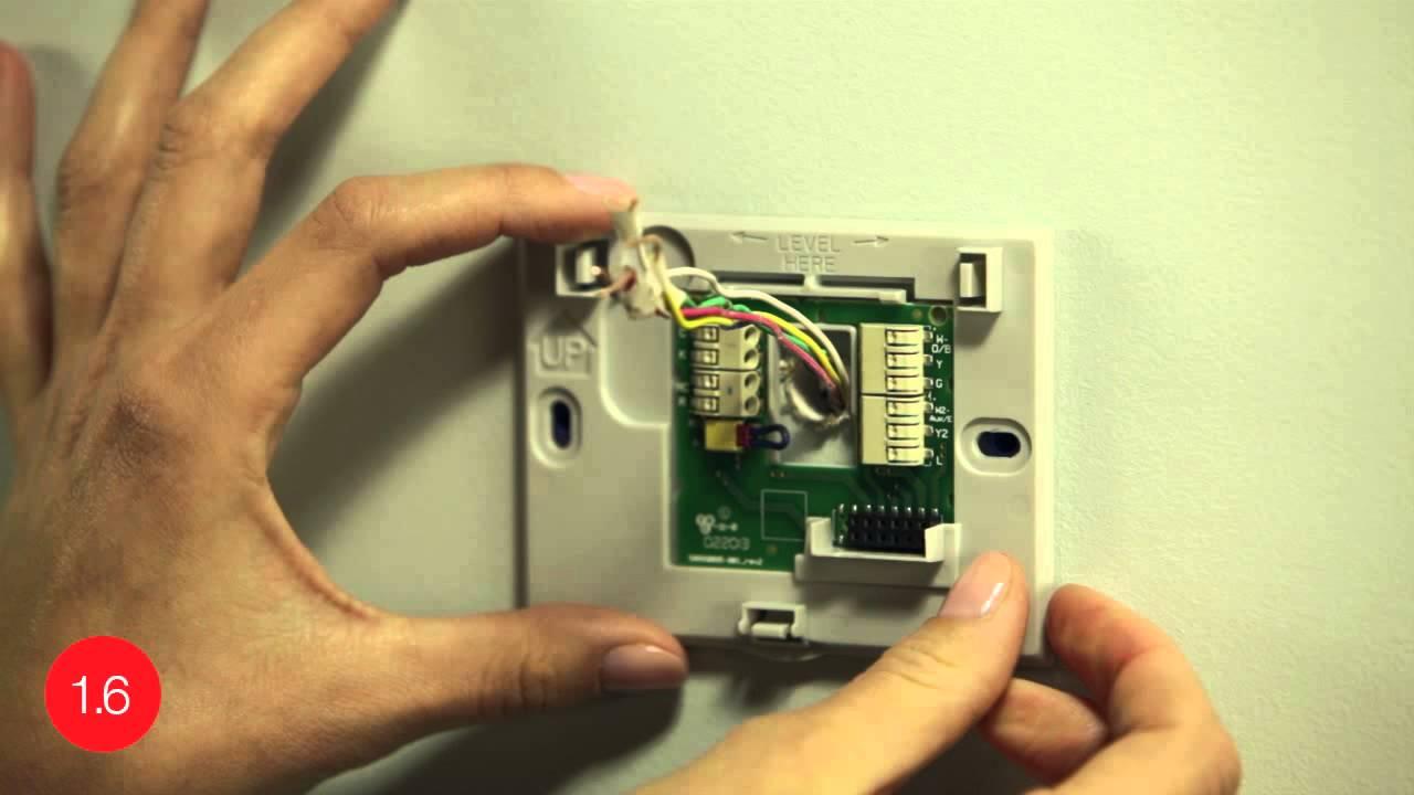 Honeywell T5 Lyric Wiring Diagram 4 Wires