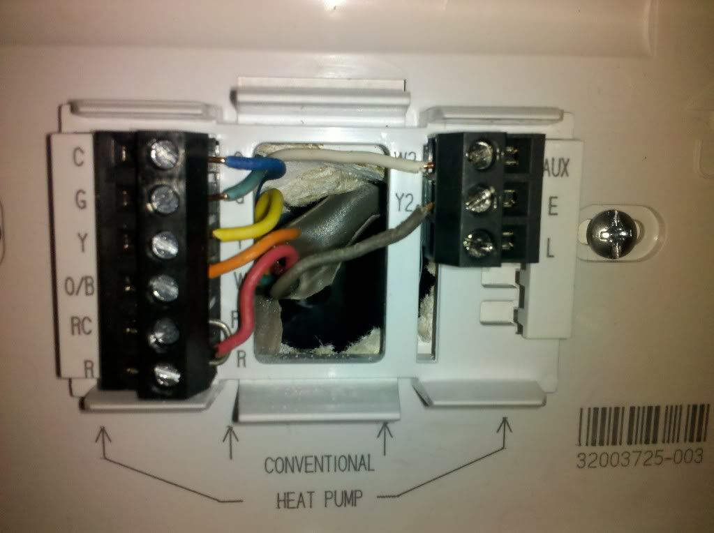 Honeywell Thermostat Rth6350d Wiring Diagram
