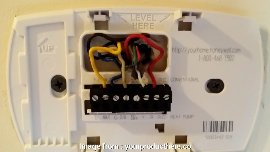 Honeywell Thermostat Rth7600 Wiring Diagram