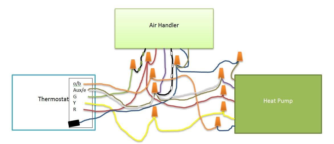 Honeywell Thermostat Rthl3550d1006 Wiring Diagram