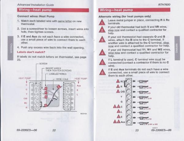 trol a temp wiring diagram honeywell trol a temp wiring diagram rite temp wiring diagram for #5