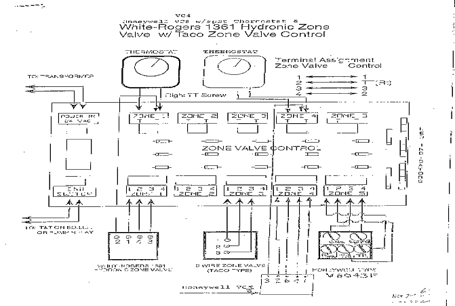 Hotsy Burner Wiring Diagram