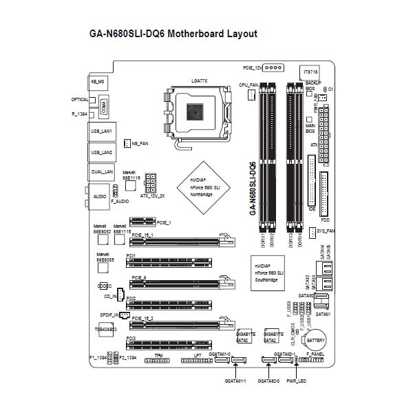 Hp Dl145 Motherboard Pin Out Wiring Diagram