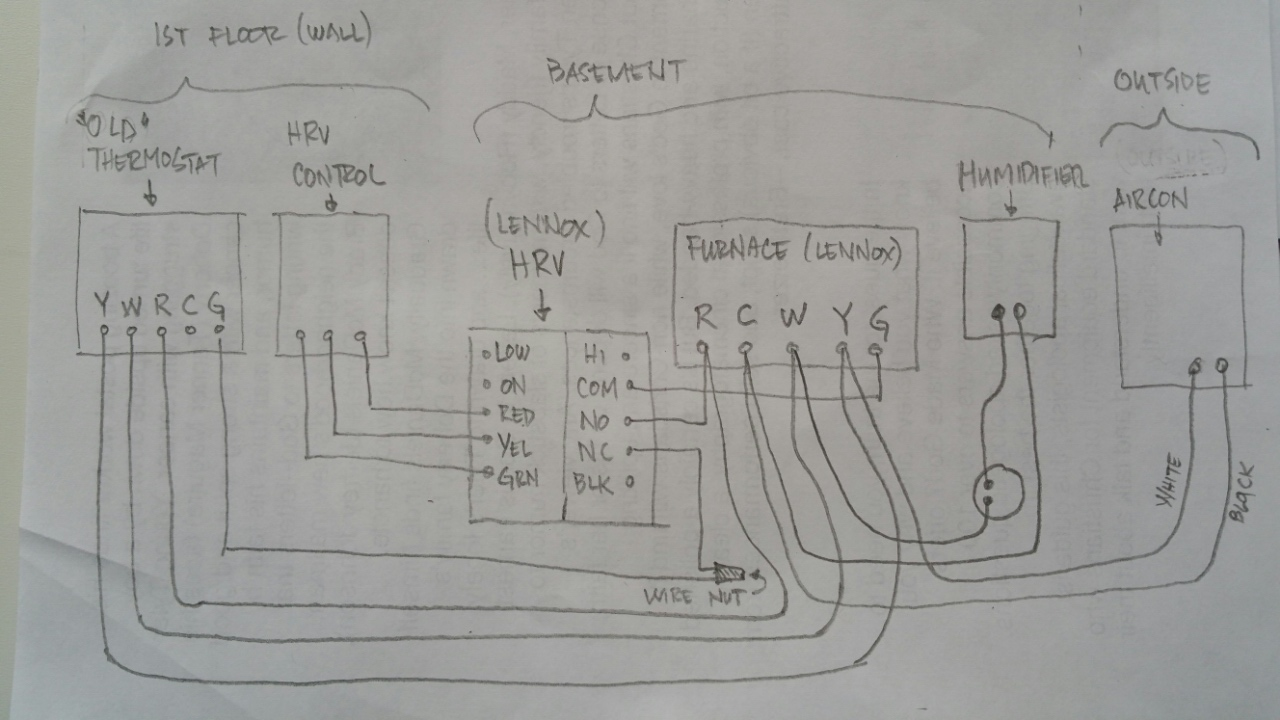 Hrv Wiring Diagram