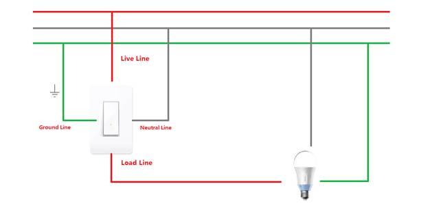 Hs200 Smart Wifi Light Switch Wiring Diagram