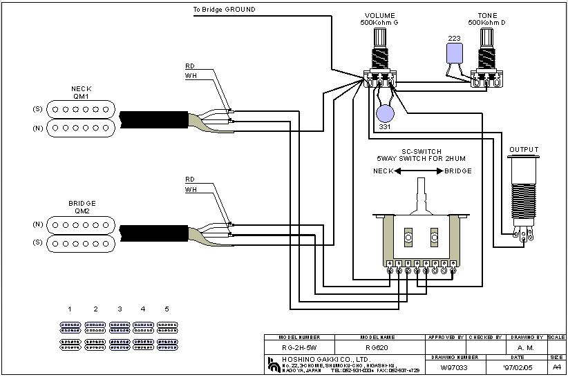 Hsh 5 Way Wiring Diagram  Way Switch Wiring Diagram Hsh on