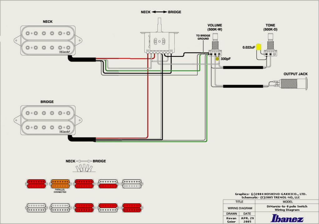 hsh-wiring-diagram-5-way-switch-2-conductor-humbucker-8  Conductor Pickup Wiring Diagram on 2 humbucker 1 single coil guitar, for bartolini rickenbacker, for bartolini 6rc, guitar two, seymour duncan rail, sidewinder bass,