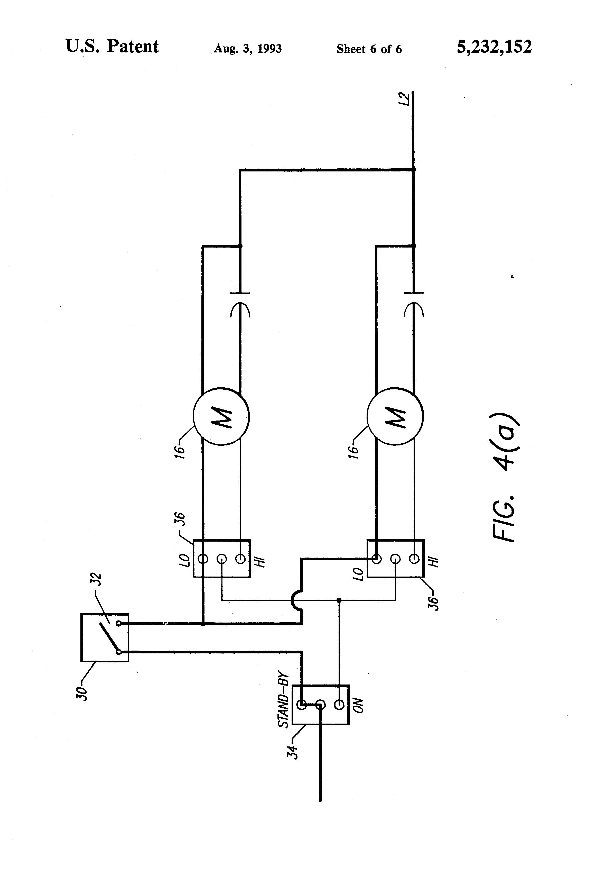 Aprilaire Model 60 Humidistat Wiring Diagram