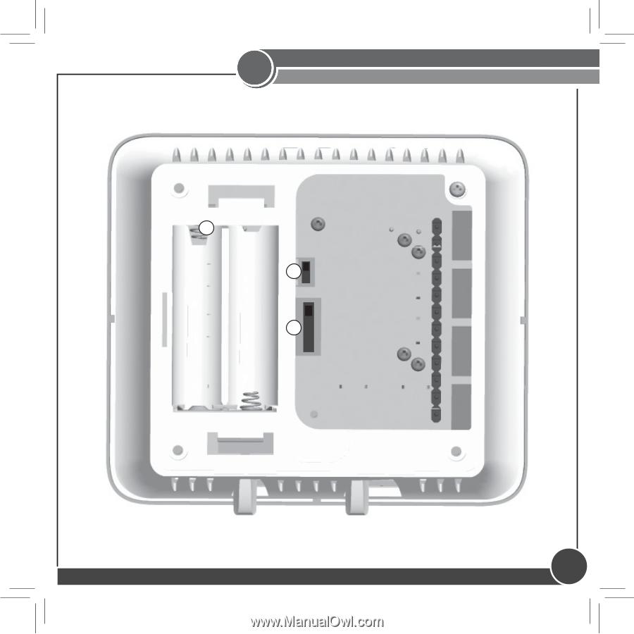 Hunter 44272 Thermostat Wiring Diagram