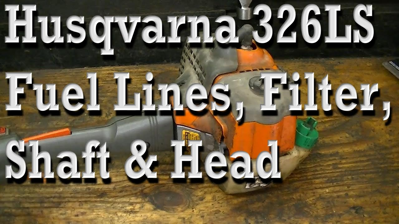 Husqvarna 323l Fuel Line Diagram