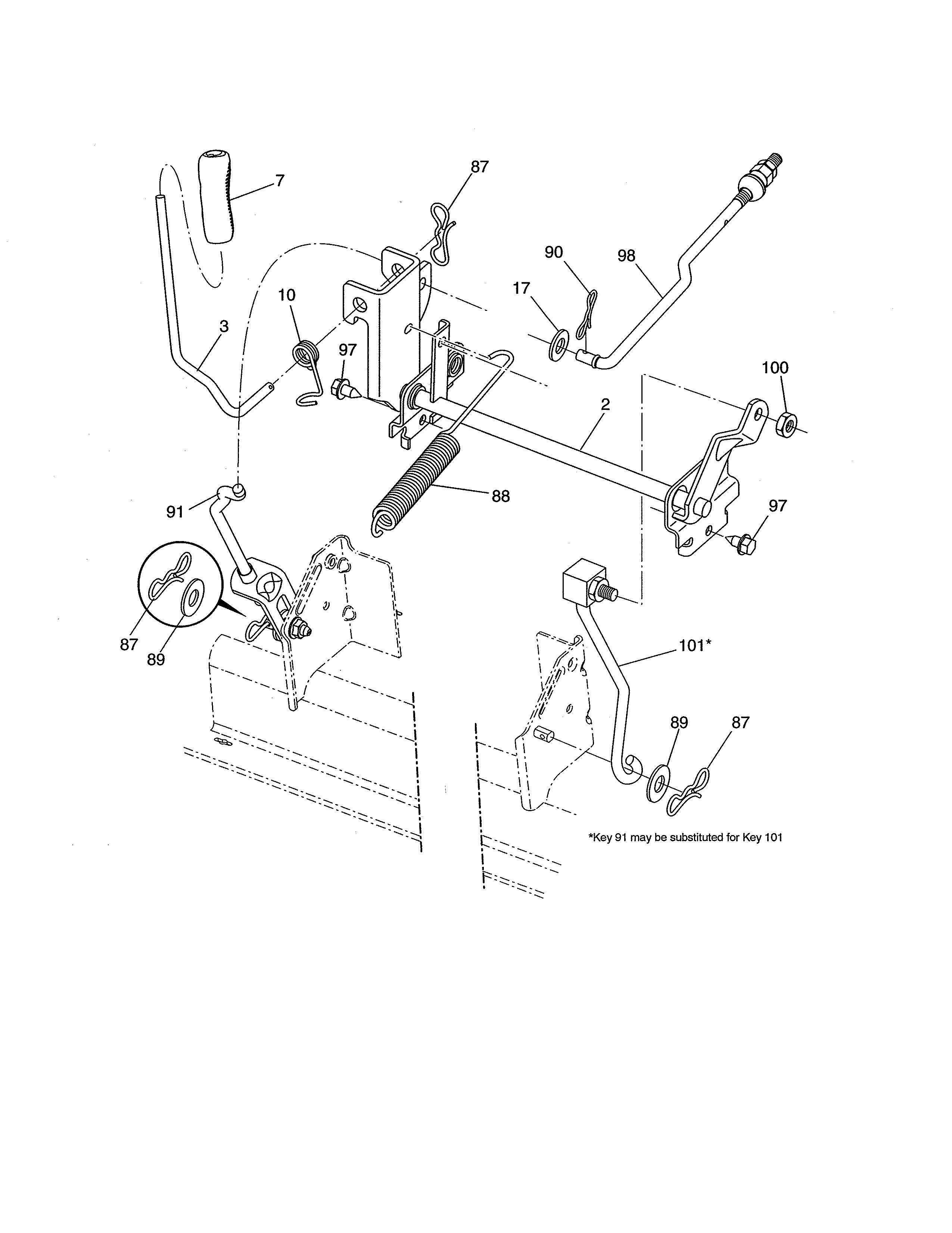 husqvarna model yta22v46 wiring diagram Model of Sarcomere