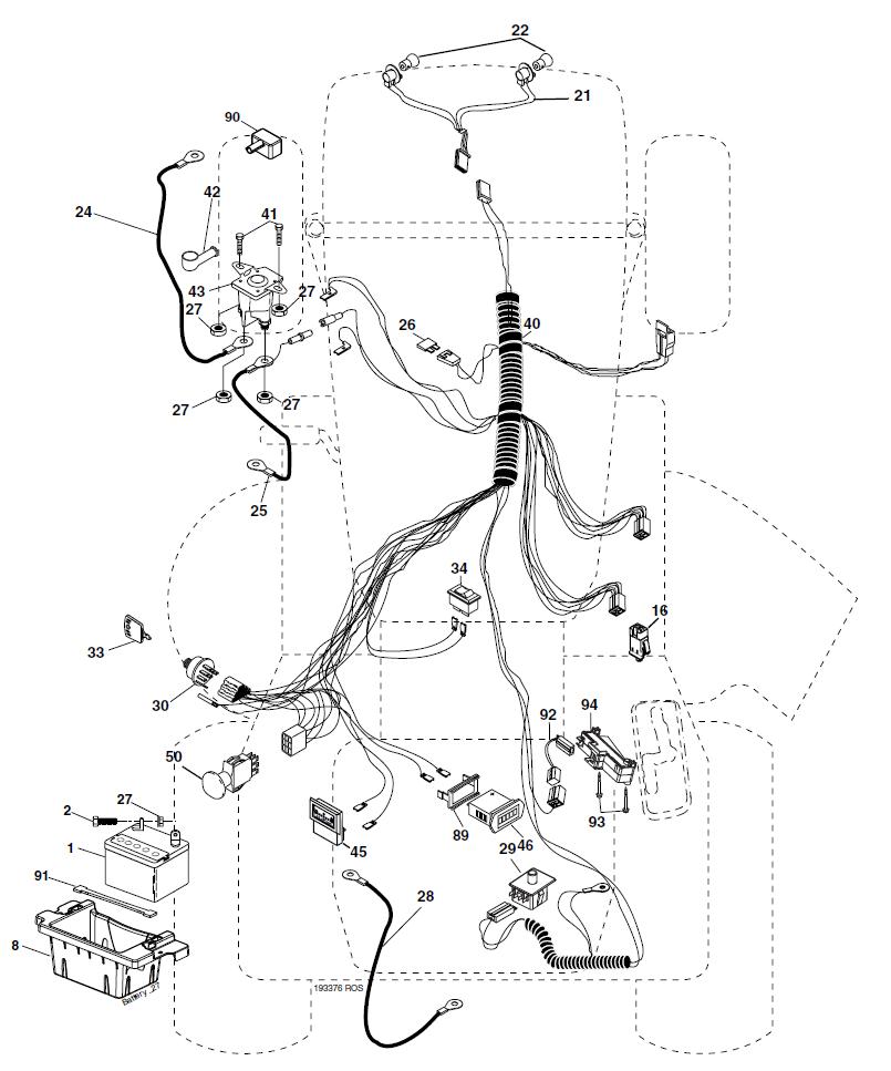 Husqvarna Yth2448 Wiring Diagram