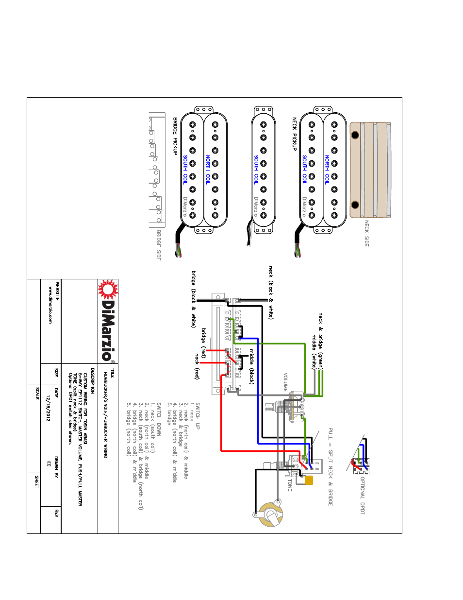 Ibanez Rg 270 Wiring Diagram 5 Way on