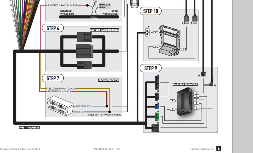 Idatalink Wiring Diagram - Wiring Diagrams Schema