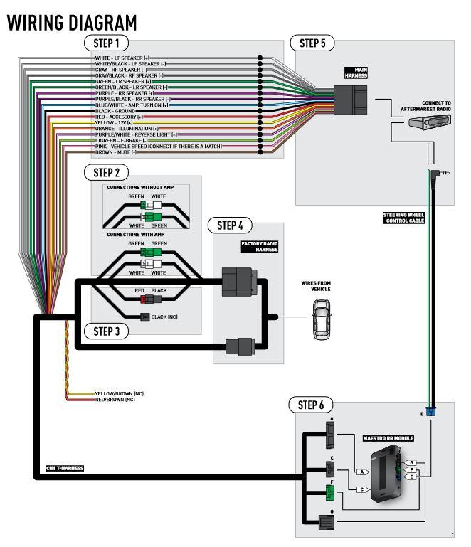 Idatalink Maestro Subaru Su1 Wiring Diagram