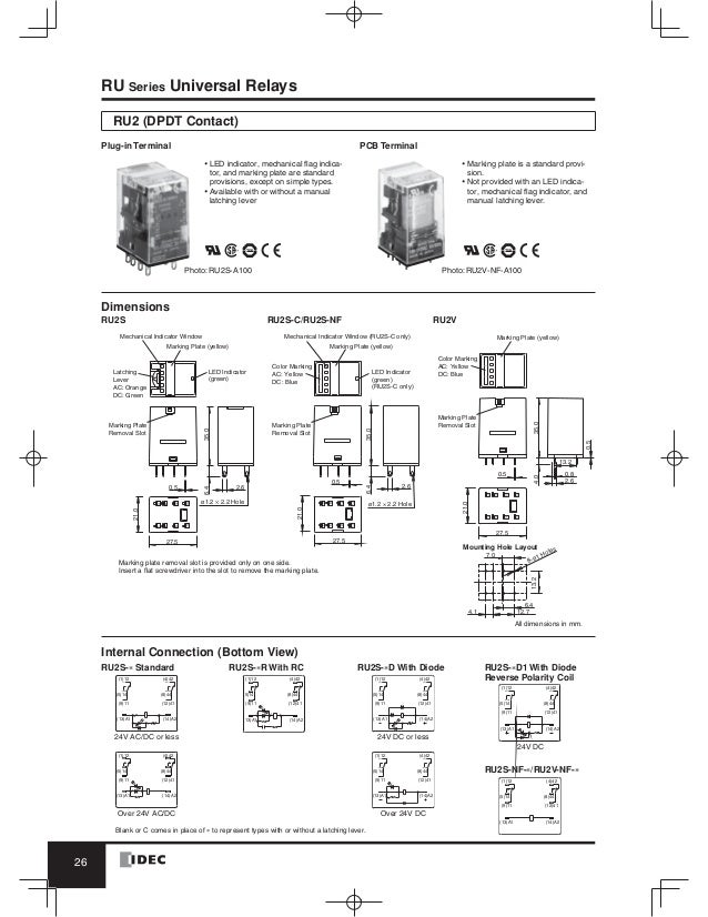 Idec Sh2b-05 Wiring Diagram on