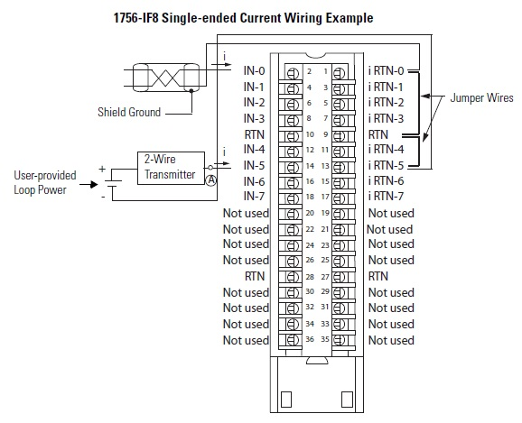 If8 Single Ended Wiring Diagram on