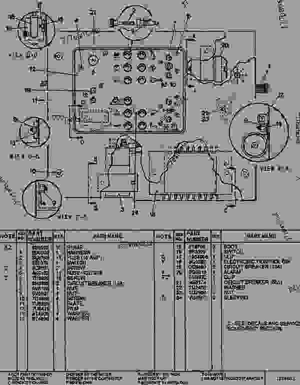 Ingersol 4016 Wiring Diagram