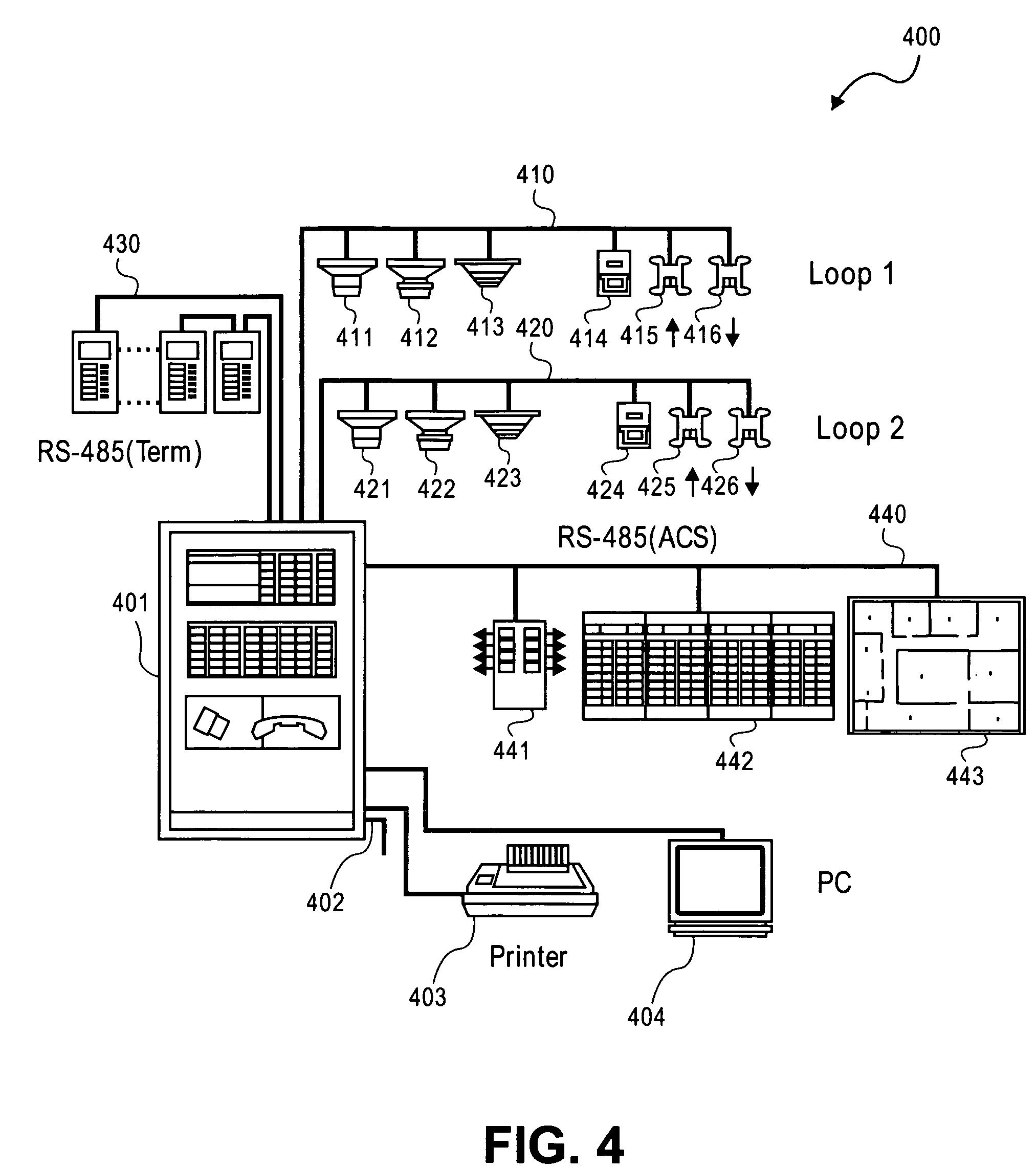 Interlinked Smoke Alarm Wiring Diagram