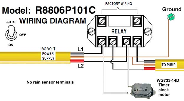 Intermatic Photocell Wiring Diagram