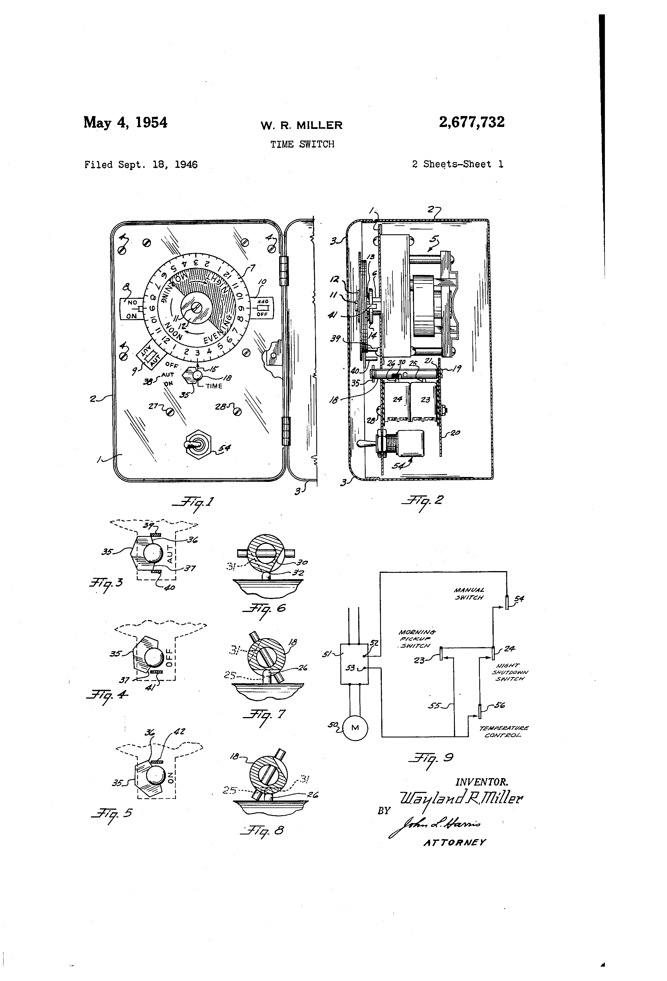Intermatic Phtocell Wiring Diagram