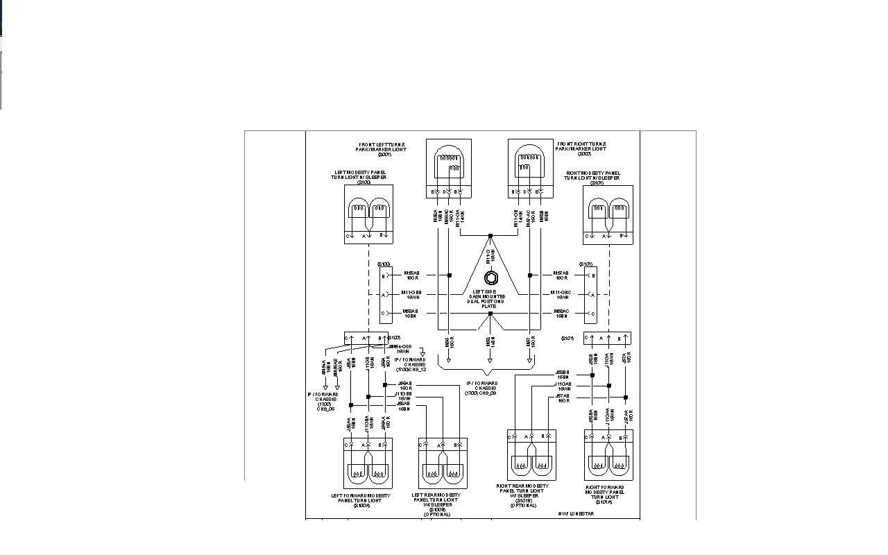 international ac wiring wiring diagram verified Kenworth T800 AC Wiring R115-5647