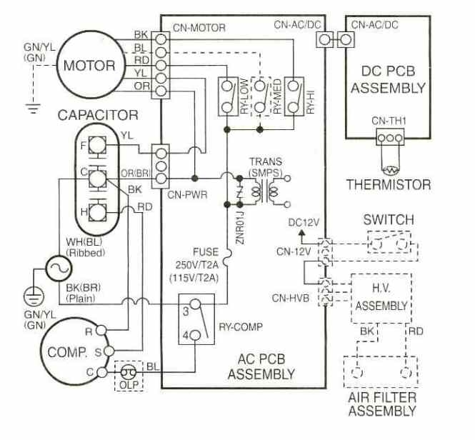 Intertherm 2310 Wiring Diagram