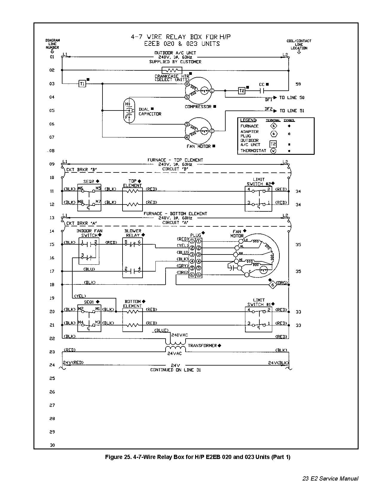 Intertherm E2eb 012ha Wiring Diagram