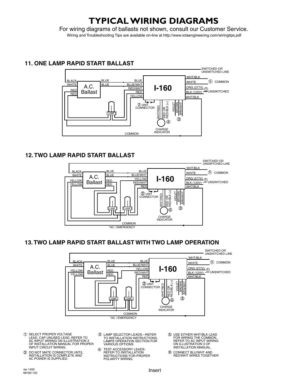 Iota I 320 Wiring Diagram