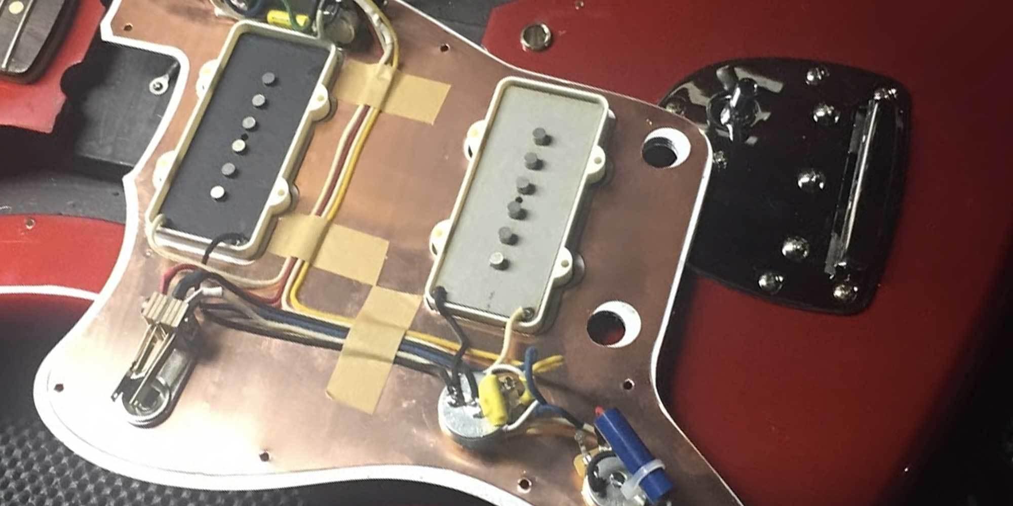 Jazzmaster Wiring Mods