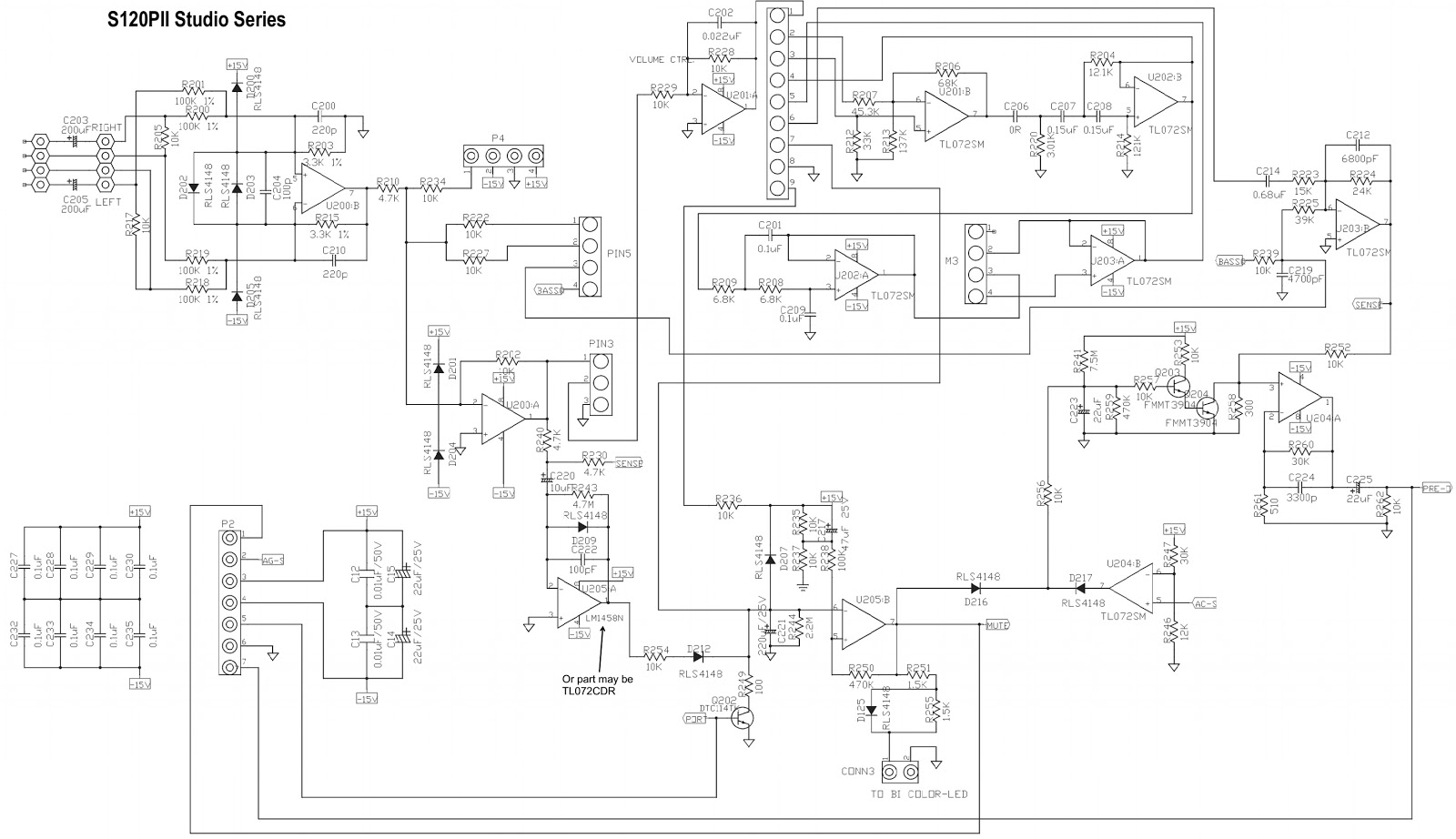 jbl cs1214 wiring diagram