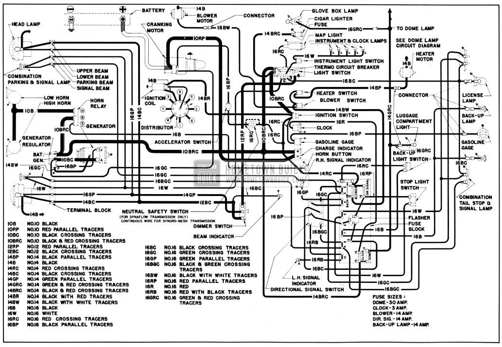 Jeepster Wiring Diagram
