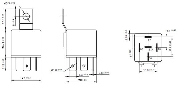 Jideco Relay Wiring Diagram