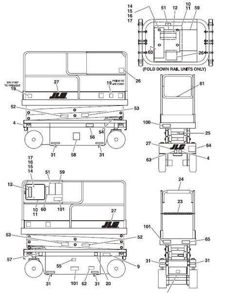 Genie Lift Wiring Diagram 2001 - Schematics Online on