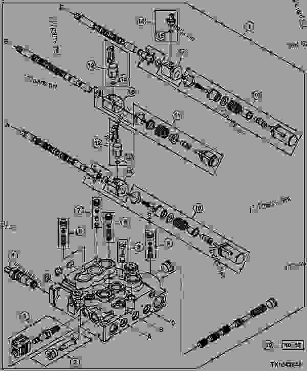 John Deere 240 Skid Steer Wiring Diagram from schematron.org