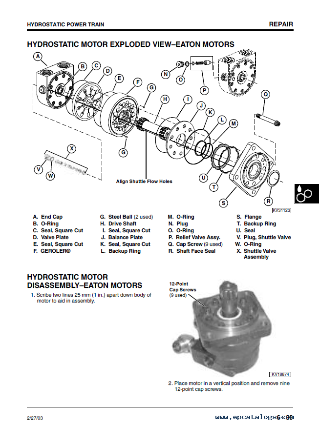 John Deere 240 Skid Steer Wiring Diagram