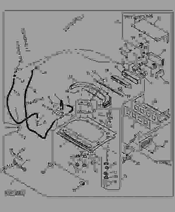 John Deere 240 Skid Steer Ignition Switch Wiring Diagram ... on
