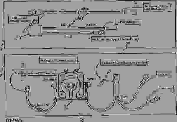 John Deere 3010 24 Volt Wiring Diagram on