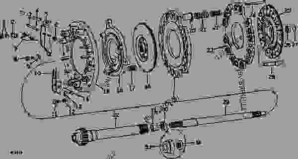 John Deere 3010 Wiring Diagram on