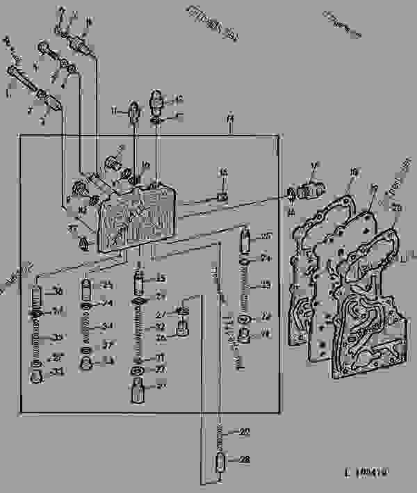 John Deere 4440 Wiring Diagram on