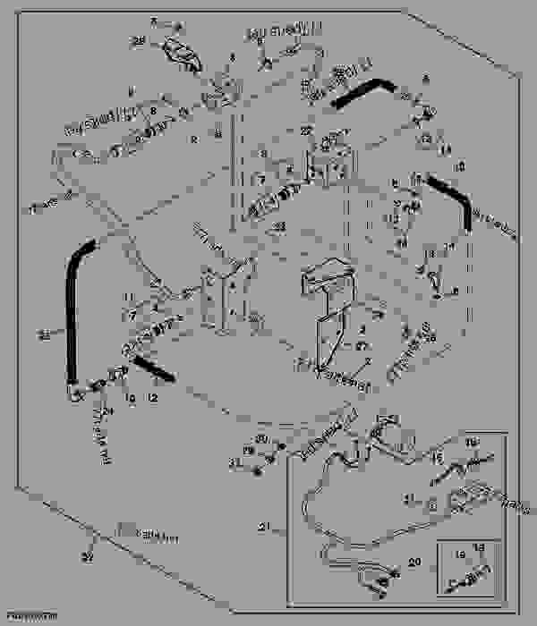 John Deere 5083e A  C Blower Wiring Diagram