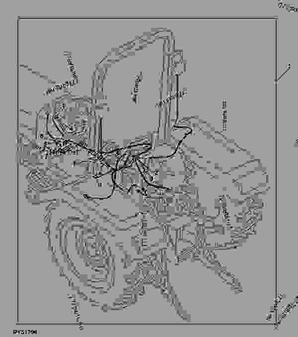 John Deere 5303 Wiring Diagram
