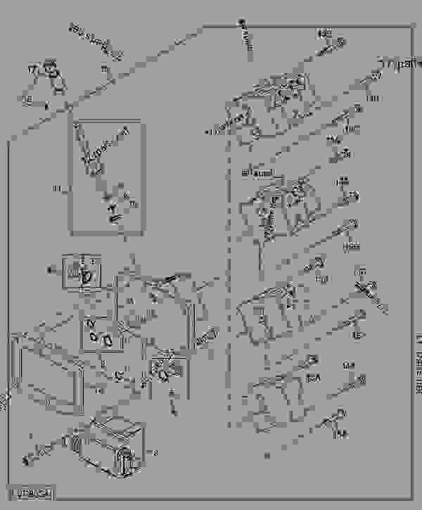 John Deere 5320 Wiring Diagram