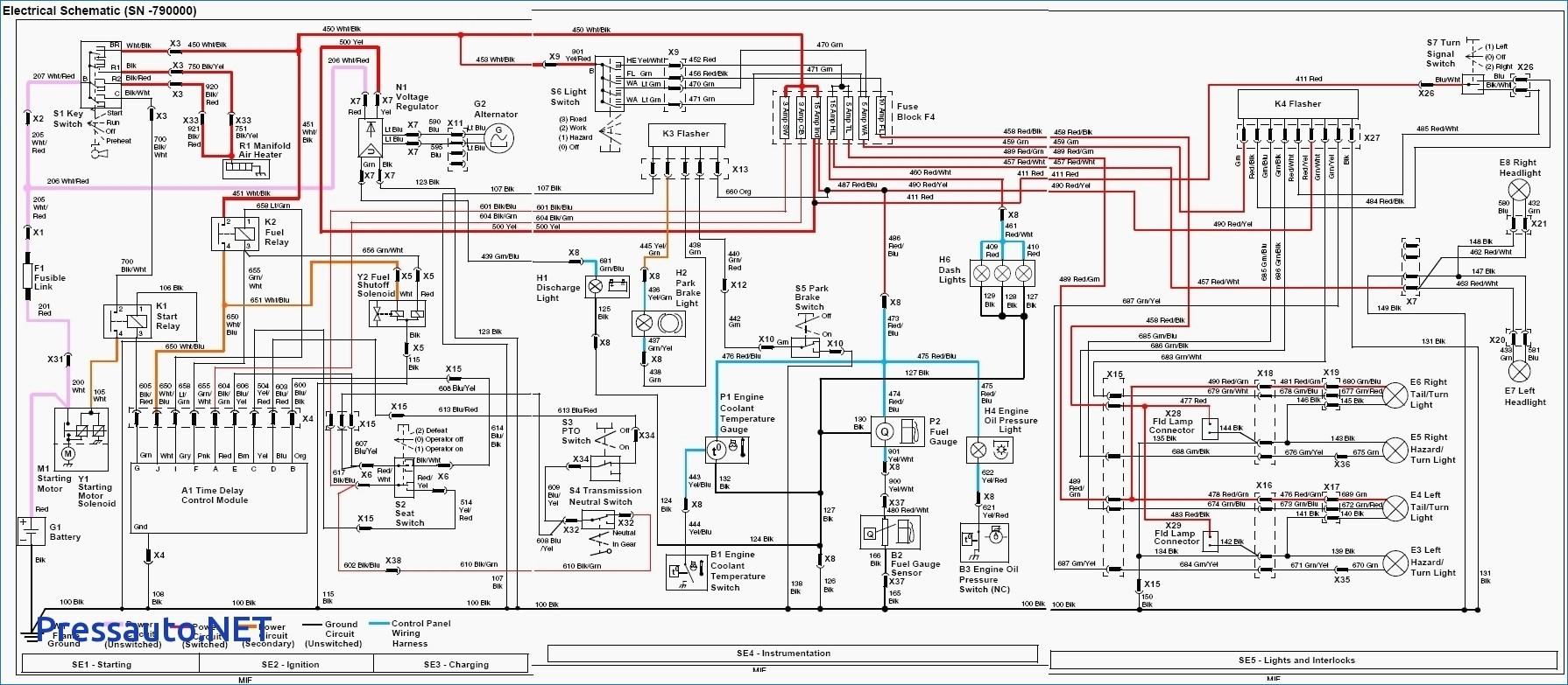 john deere 5425 wiring diagram