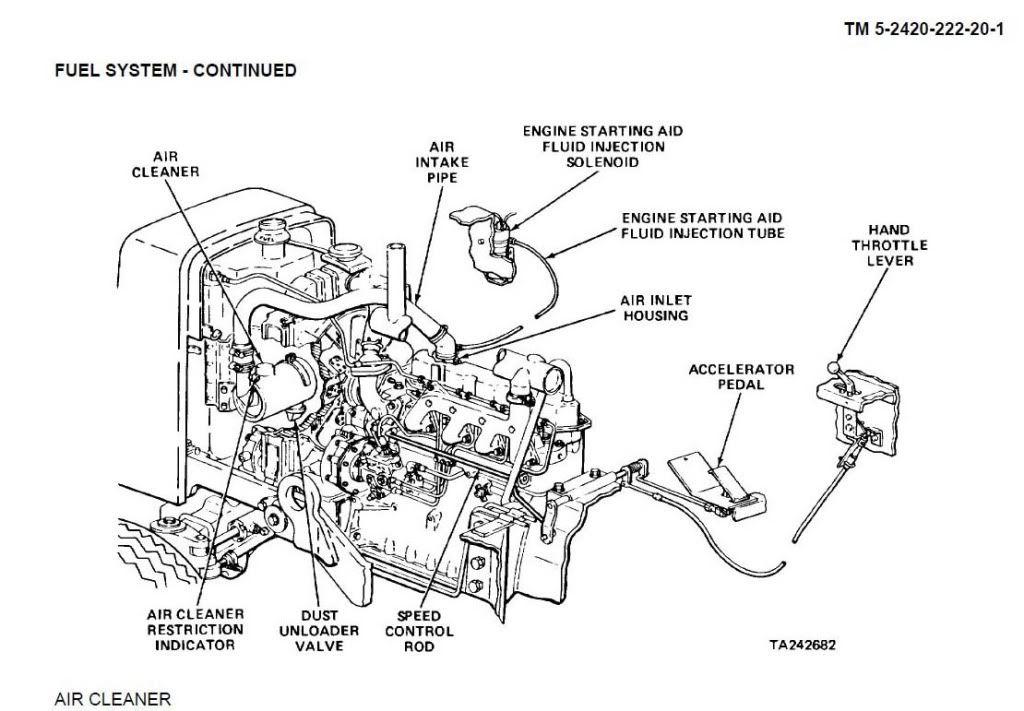 John Deere 6110 Wiring Diagram