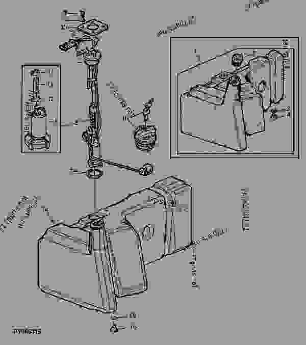 John Deere 6400 Wiring Diagram