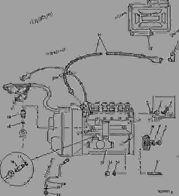 John Deere 9600 Wiring Diagram