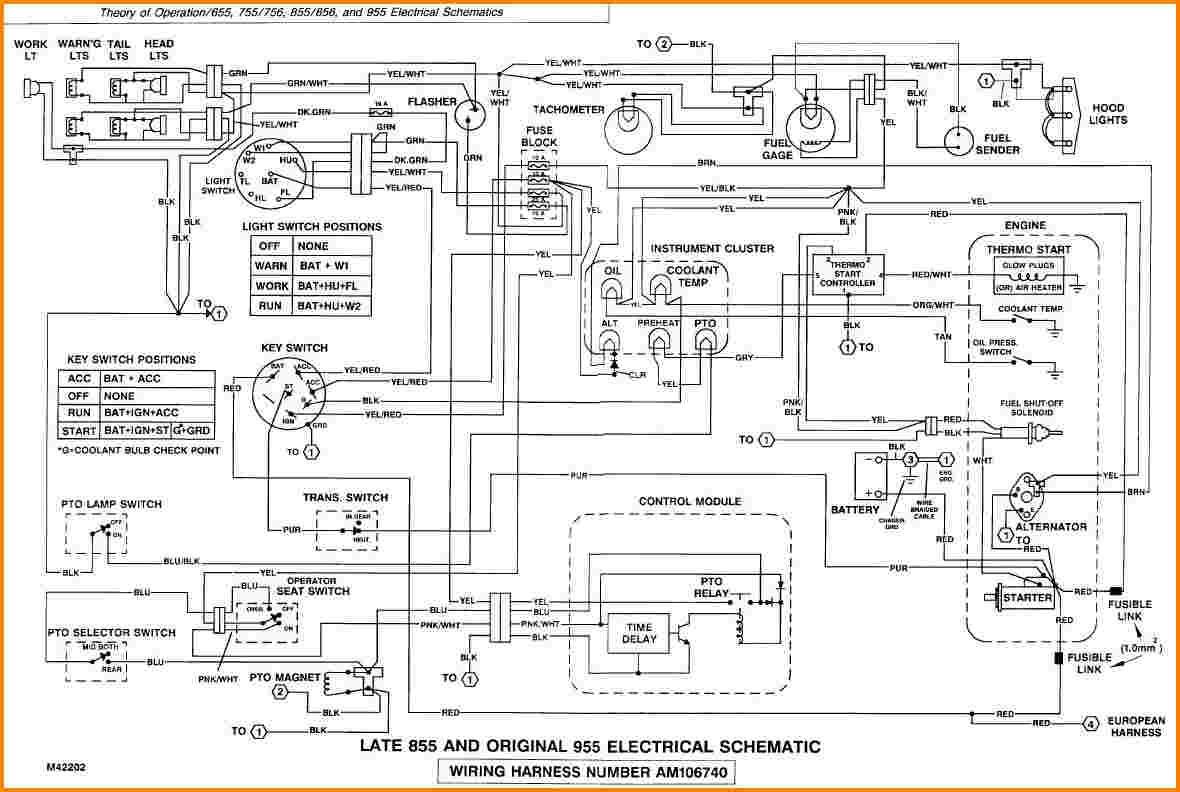 John Deere Gator 4x2 Wiring Diagram