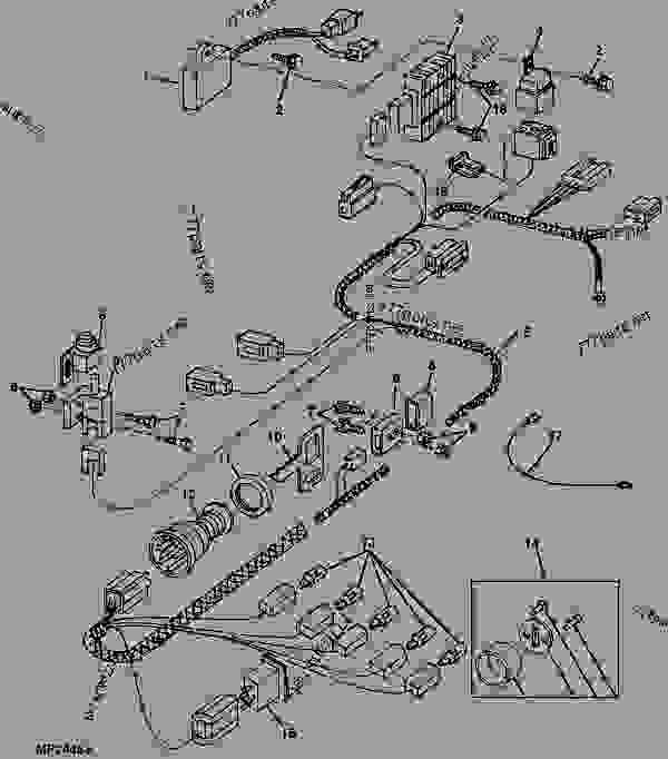 John Deere Gator 4X2 Wiring Diagram from schematron.org